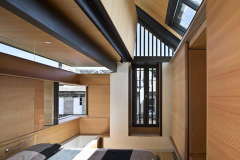 Richard Murphy Architects - Murphy House in Edinburgh - RIBA House of the Year